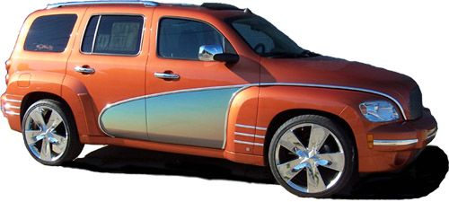 Hhr Cove Styling Kit Page Chevy Hhr Chevy Style Kit