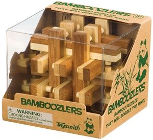72fab931fbbd Grid Box Bamboo Puzzle Boxes at Pumpkinheads. The ultimate brain ...