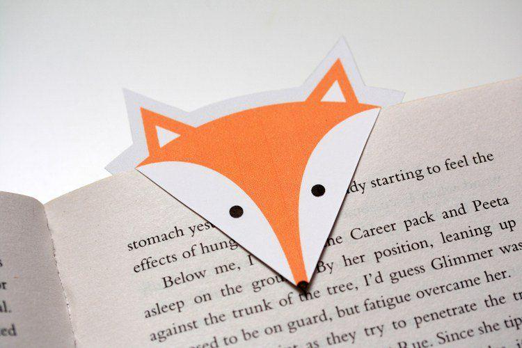 9 Ideas de separadores de libros ¡Hazlo tu mismo!