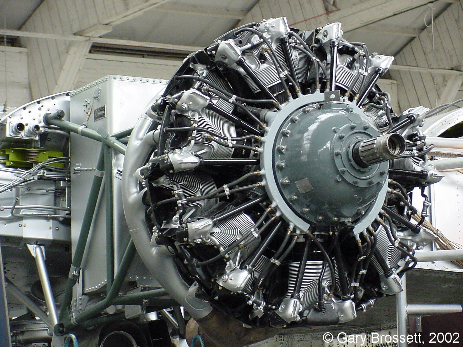 Engine history including tons of info about Allison P&W Junkers