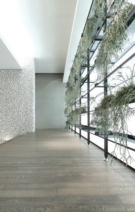 ♂ Indoor vertical garden Rimadesio | stand at the Milan Furniture Fair 2010