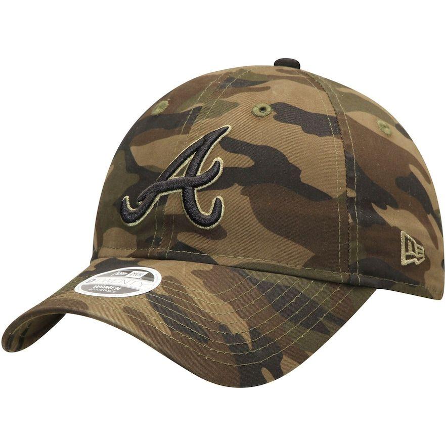 Armed Forces Day Atlanta Braves New Era 9Twenty Cap