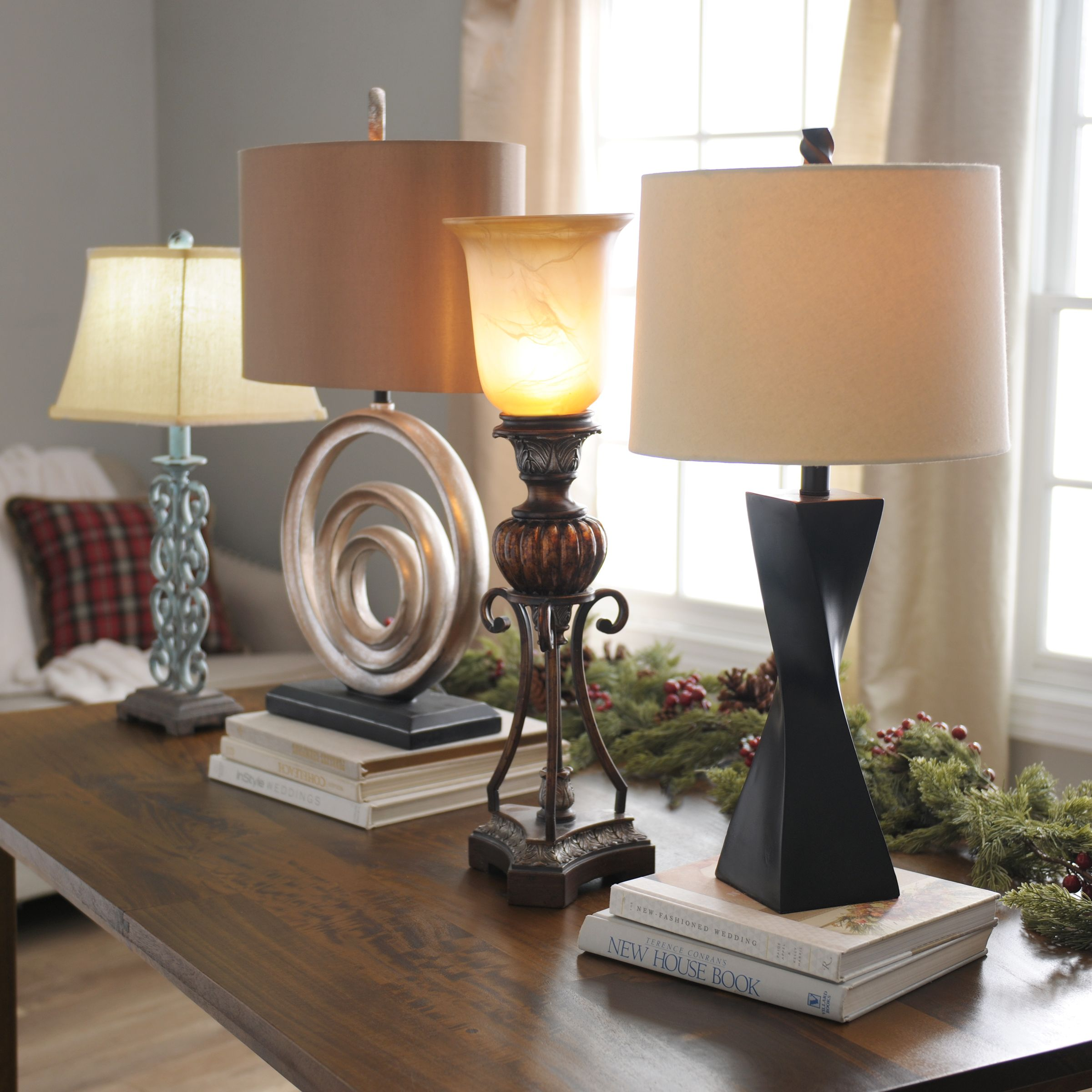 Shop select table lamps at Kirkland s Capitalize on savings to