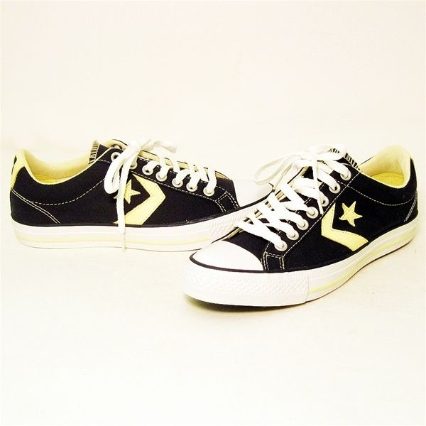 ece1015eb0edfb Converse Star Player EV in NavyLemonade is a retro inspired training  sneaker straight out of the