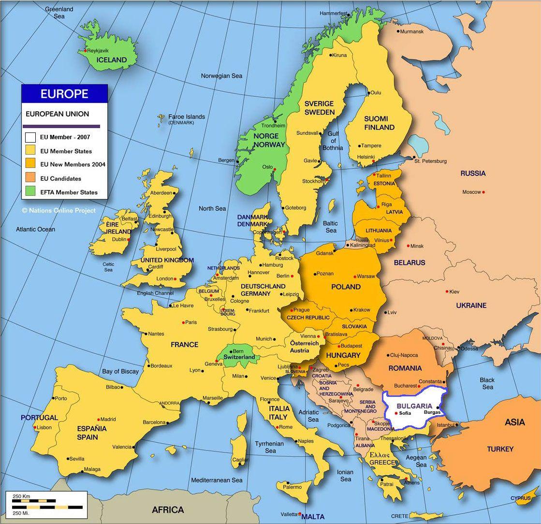 Bulgaria Country Study Guide - amazon.com
