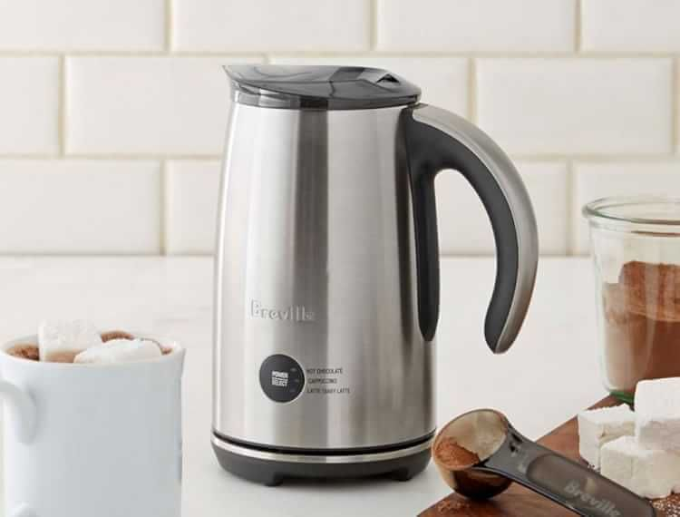 Breville hot choc froth milk frother breville hot