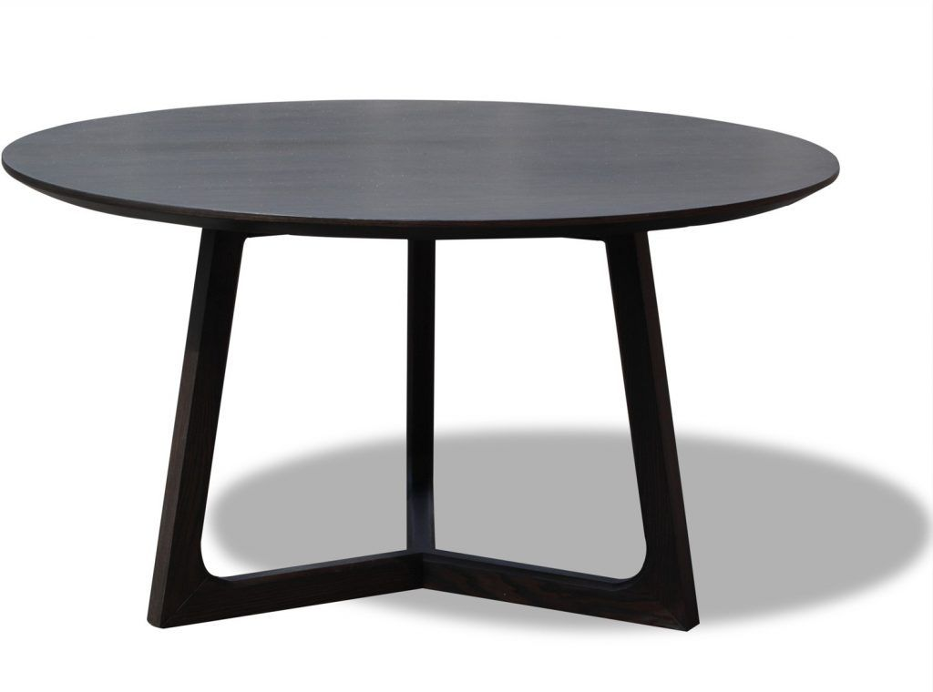 Choosing A Round Dining Table And Chairs Which Match With Images
