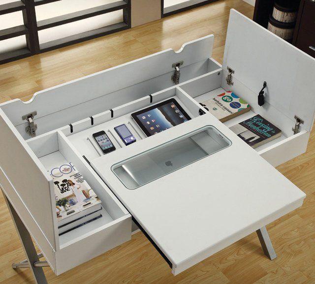 Cool Desks That Make You Love Your Job Desk Design Desk Tablet