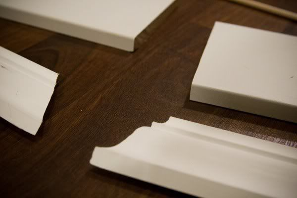 How To Install Cabinet Molding | The Lettered Cottage in ...
