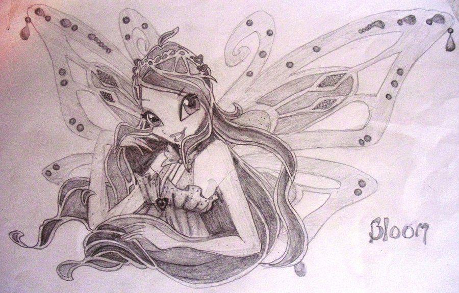 Bloom Winx by ~Bellyria on deviantART