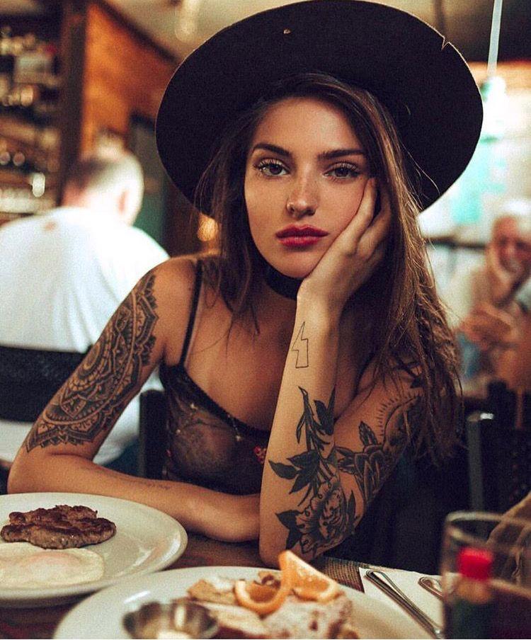 sexy Mädchen auf der ganzen Welt