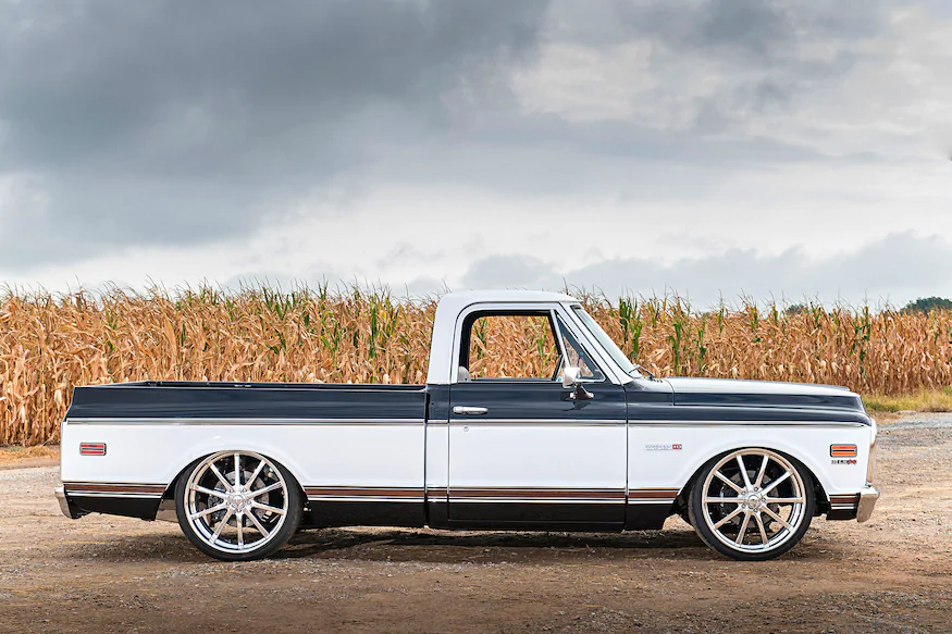 Finely Finished 1972 Chevy C10 in 2020 (With images