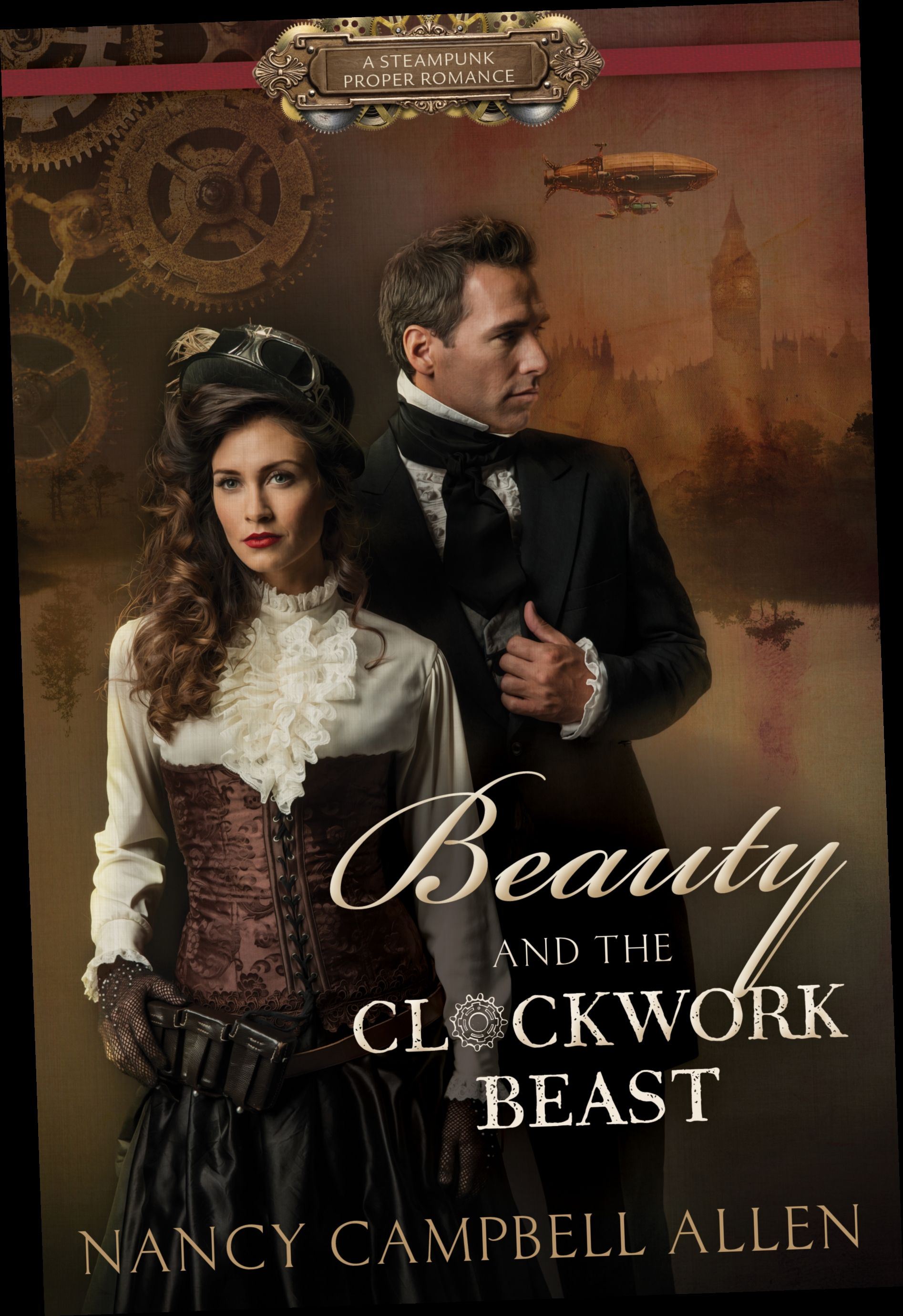 Ebook Pdf Epub Download Beauty And The Clockwork Beast By Nancy Campbell Allen