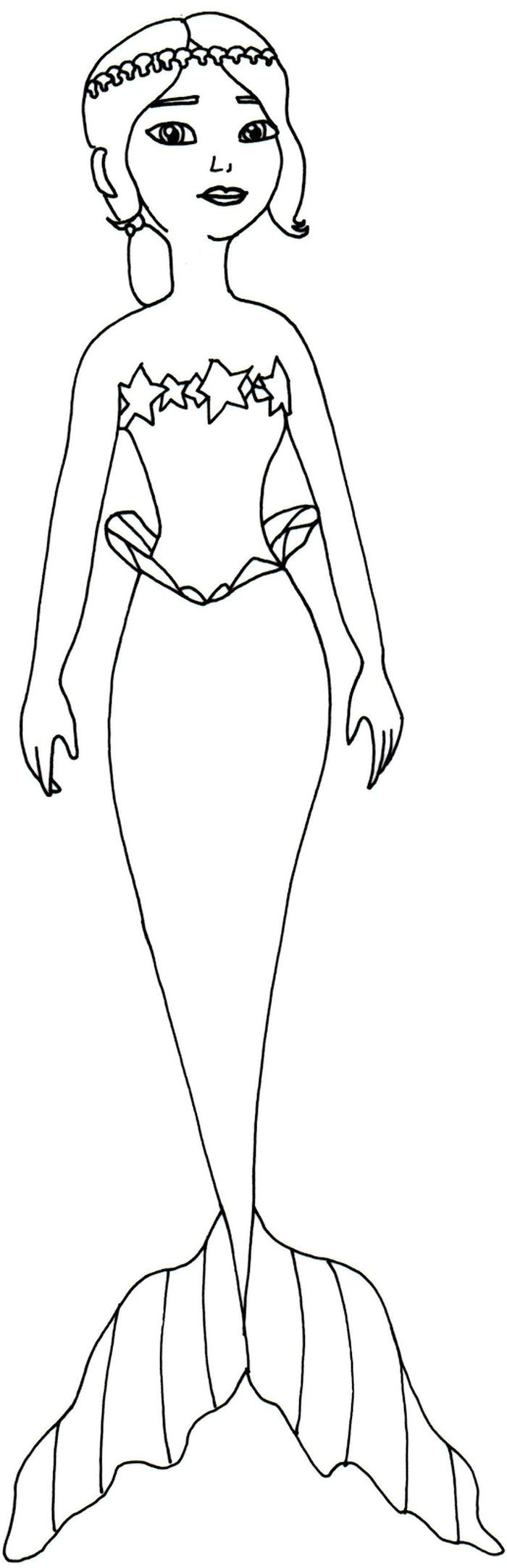 Princess Sofia Mermaid Coloring Pages | Mermaid coloring pages, Princess coloring  pages, Disney coloring pages printables
