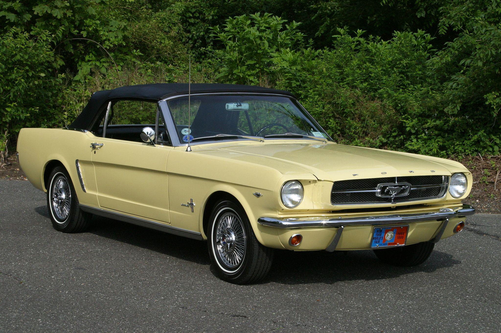 Ford mustang 1964 recherche google