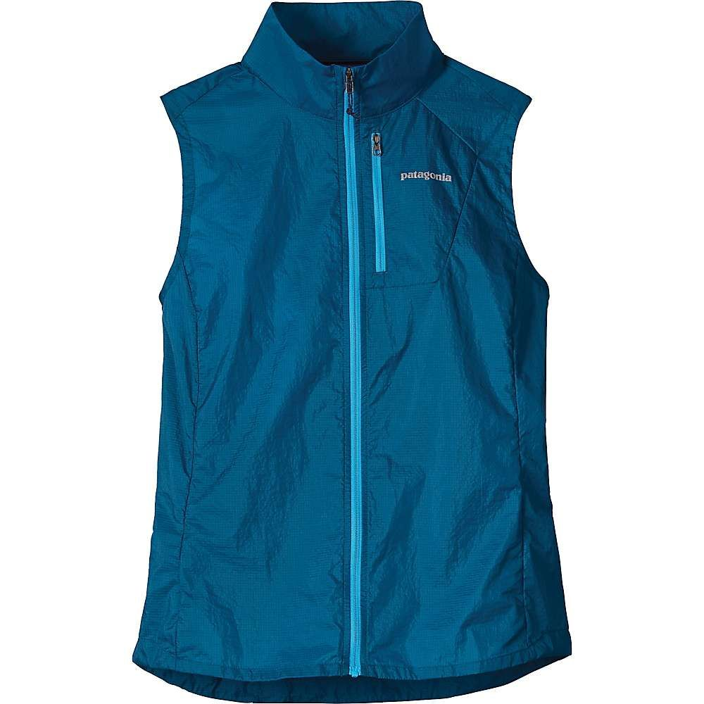 99d092869 Patagonia Women's Houdini Vest - XS - Big Sur Blue | Products in ...