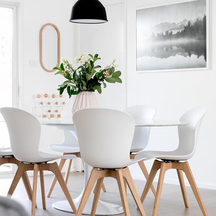 Scandinavian Dining Room Inspiration By Little Dwellings