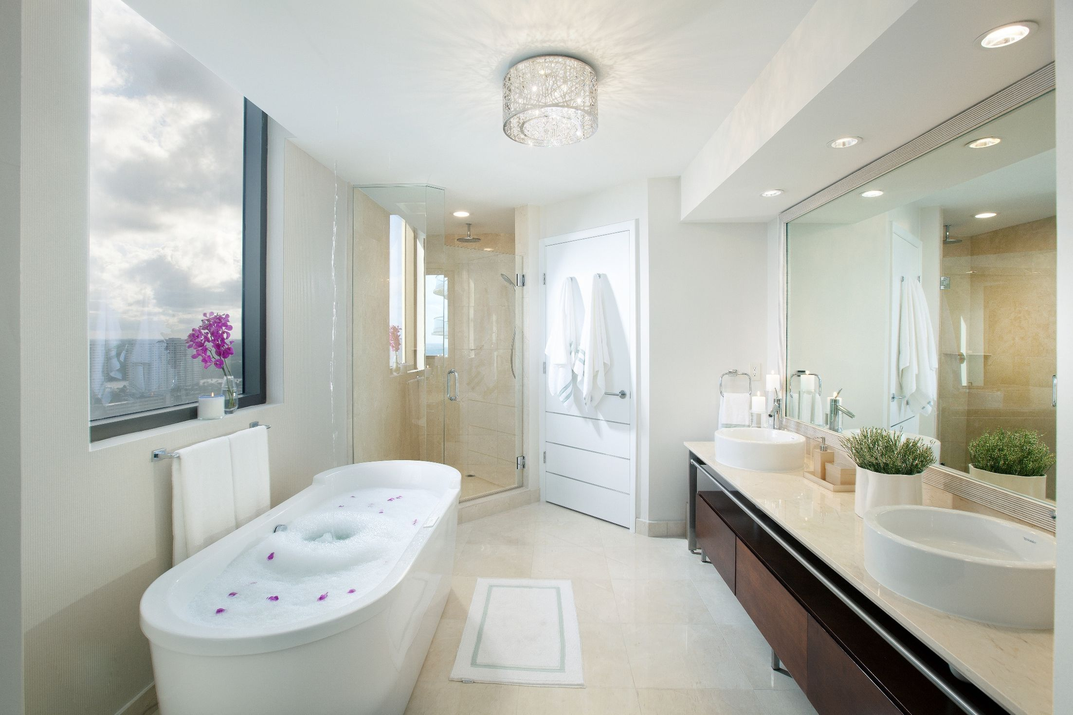 Residential interior design project in Sunny Isles, Florida - Modern ...