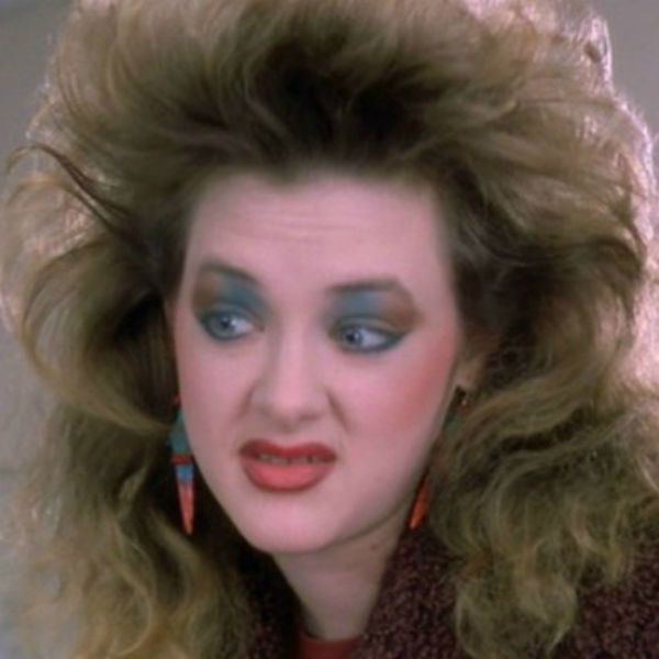 makeup- kerrie awesome 80s