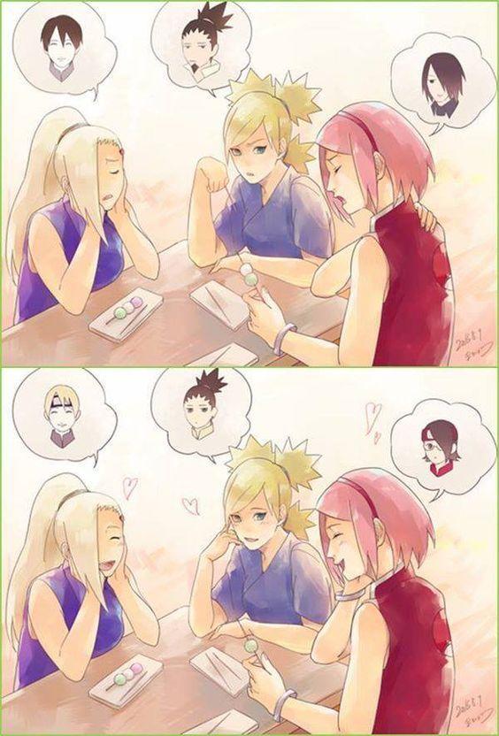 Naruto and sasuke s mom porn