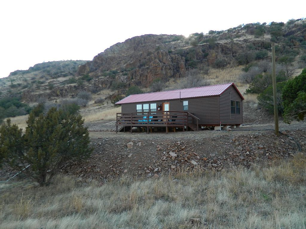 Alpine West Texas Cabin Rental