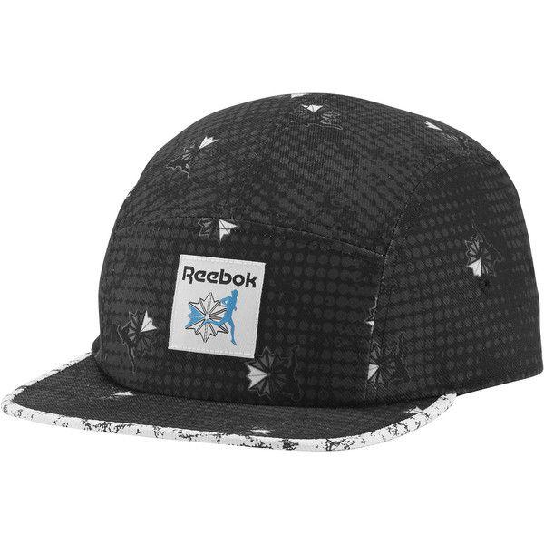Reebok Graphic Cap featuring polyvore 7e74c2b5df4