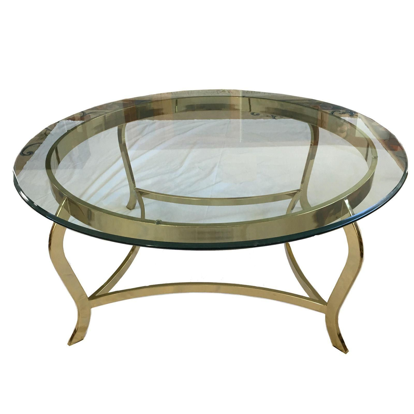 1990s Contemporary Glass Coffee Table Image 7 Of 7 Coffee Table Contemporary Glass Coffee Tables Coffee Table Images