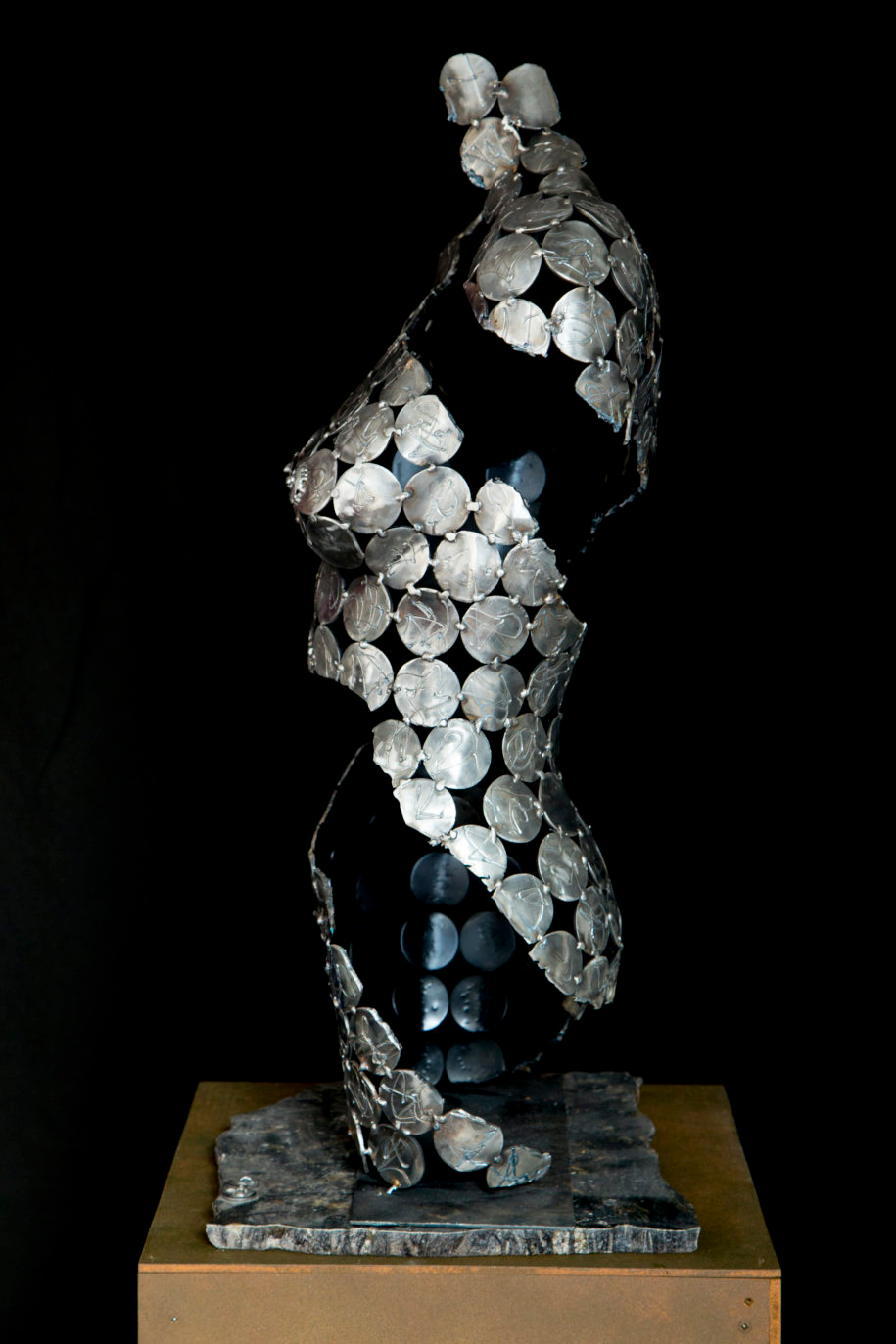 Metal Sculptures For Sale Made from Welded Steel in Spain