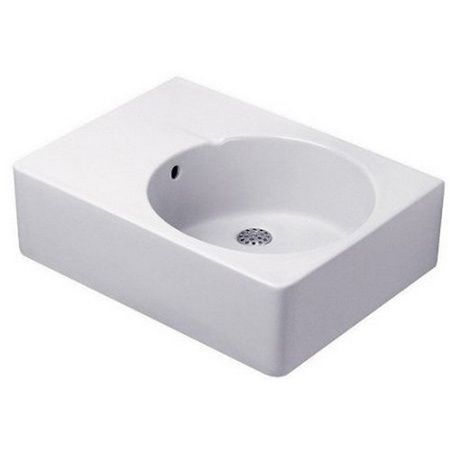 Duravit Scola Console Porcelain Bathroom Sink 0685600011 White