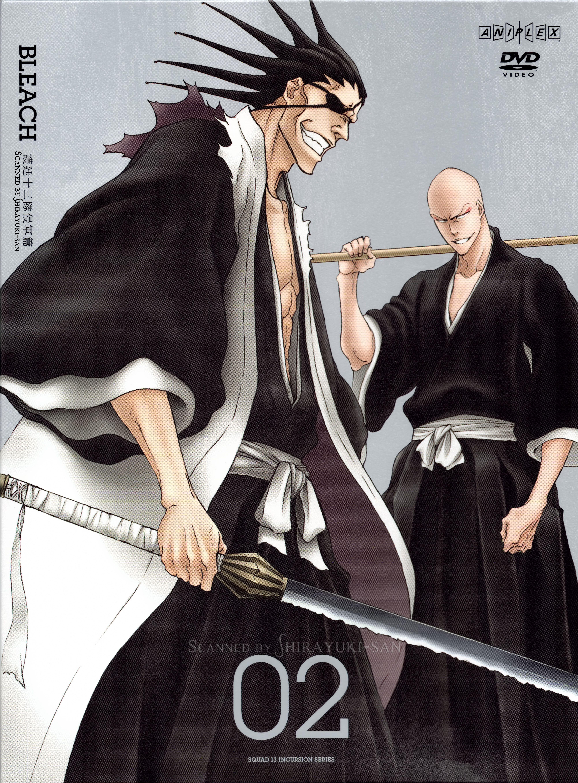 Bleach kubo tite bleach manga bleach anime kenpachi