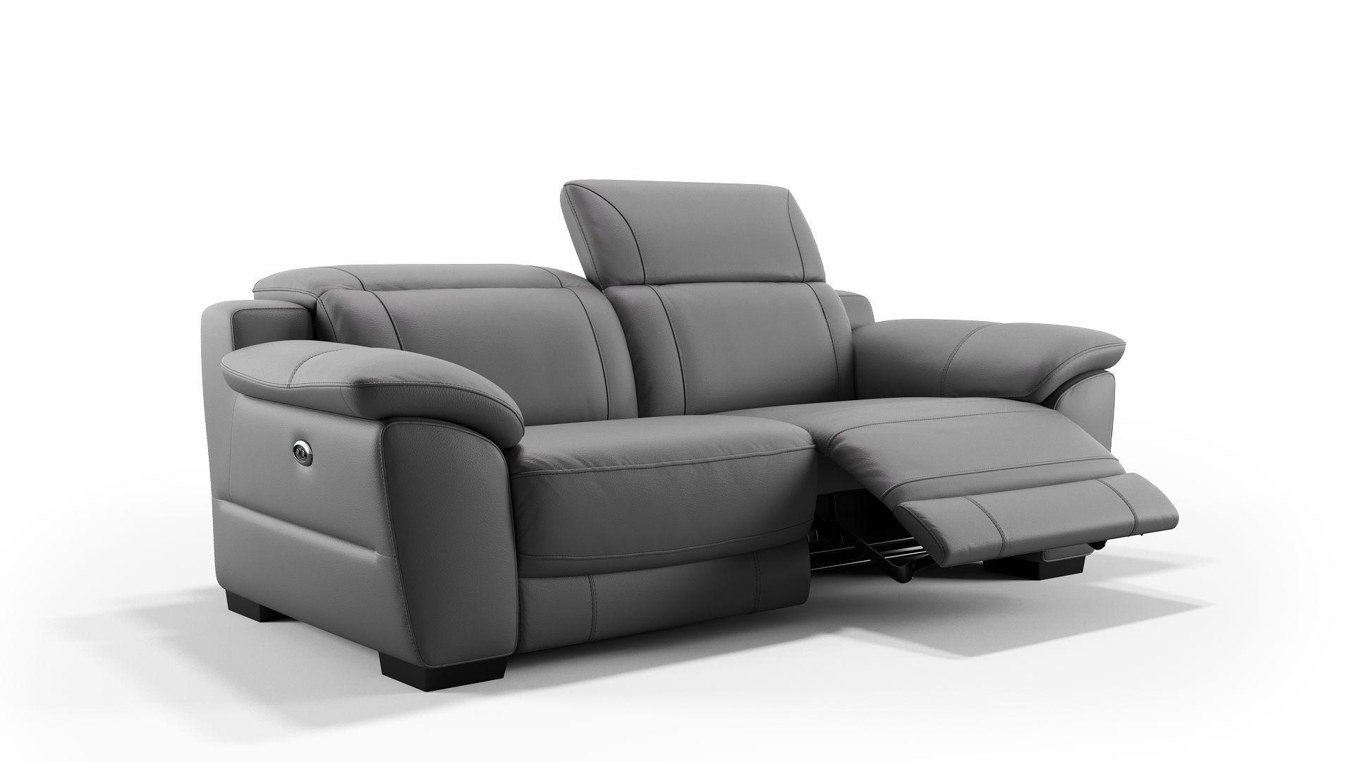Faszinierend Couch Relaxfunktion Dekoration Von Details Elektrische Per Knopfdruck An Beiden Sitzen