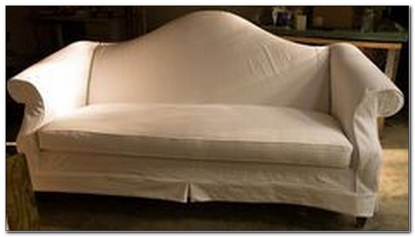 Chippendale Camelback Sofa Slipcovers