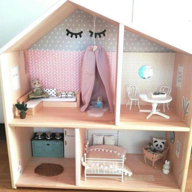 IKEA MOPPE Hack: Puppenküche selber bauen - ganz einfach!