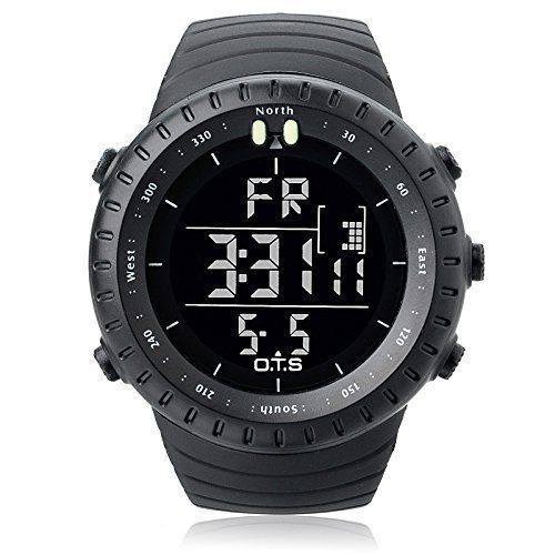 palada men s t7005g outdoor waterproof sport quartz led light palada men s t7005g outdoor waterproof sport quartz led light digital wrist watch
