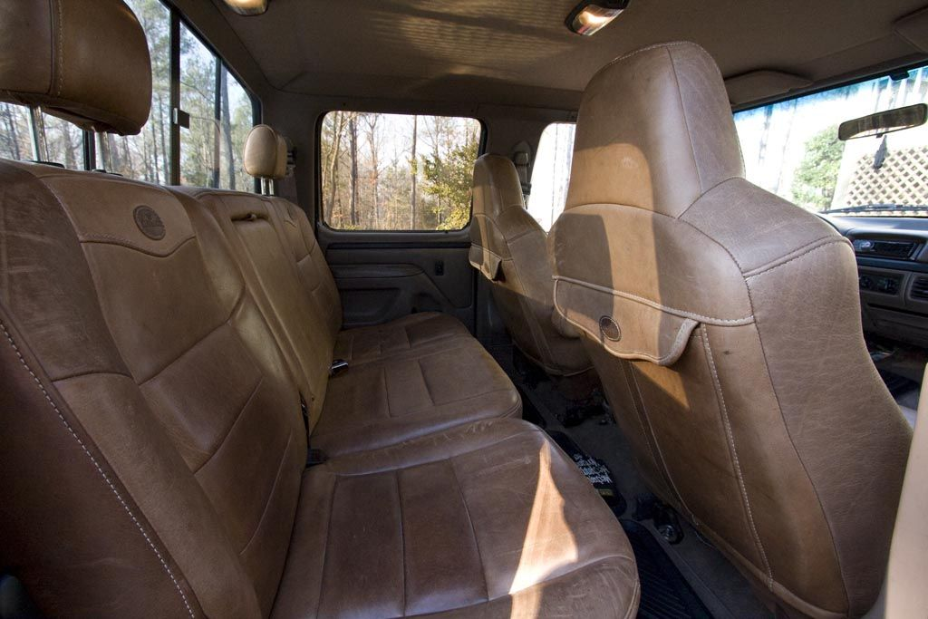 king ranch seats in 1997 f350 diesel forum. Black Bedroom Furniture Sets. Home Design Ideas