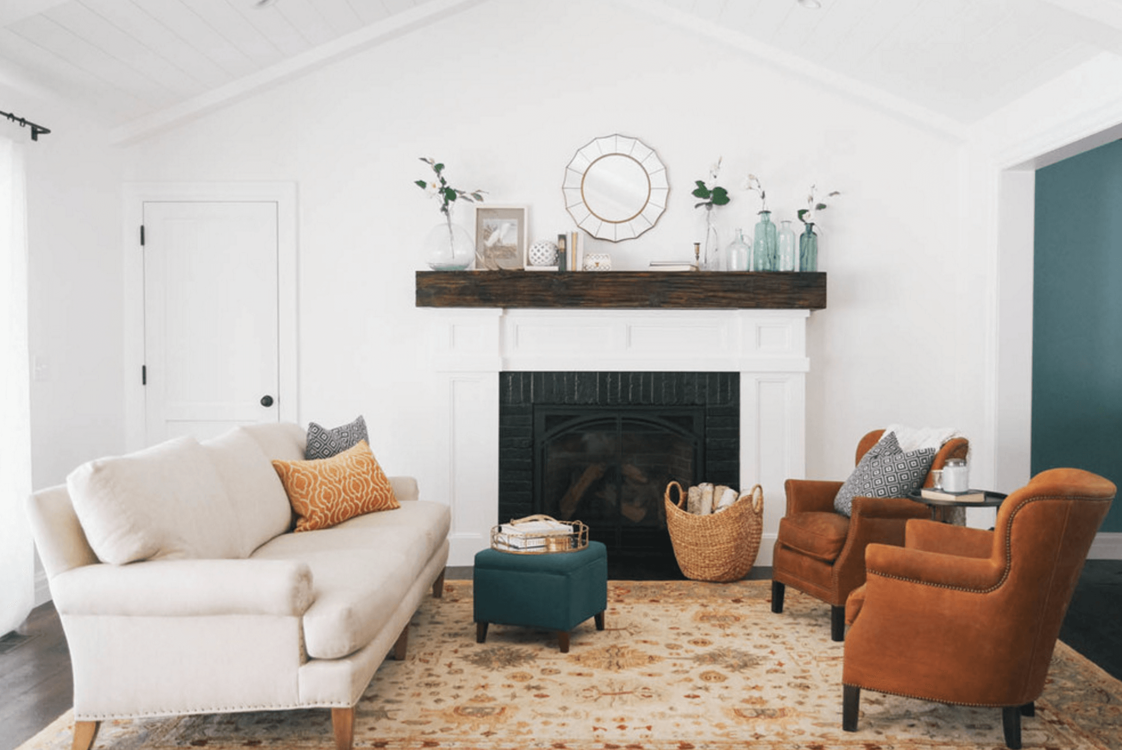 we've rounded up the best mantel decorating ideas to keep your