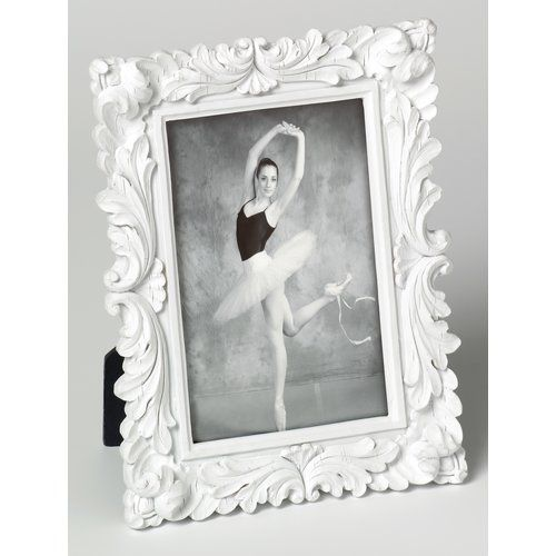 Lily Manor Schell Picture Frame Picture Frame Decor White Picture Frames 7x5 Photo Frame
