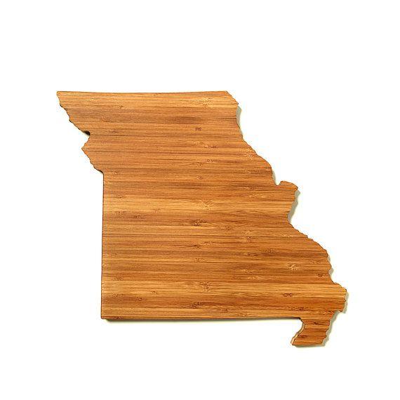 Missouri cutting board