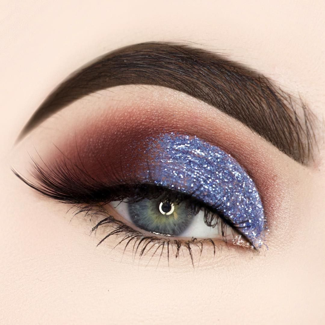 Periwinkle🦋 for this look I used meltcosmetics dark