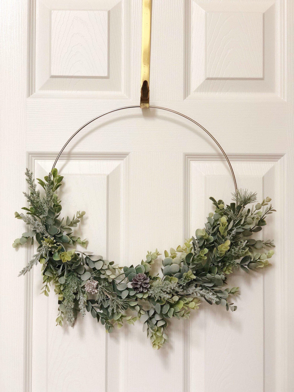 30+ Hoop christmas wreath info