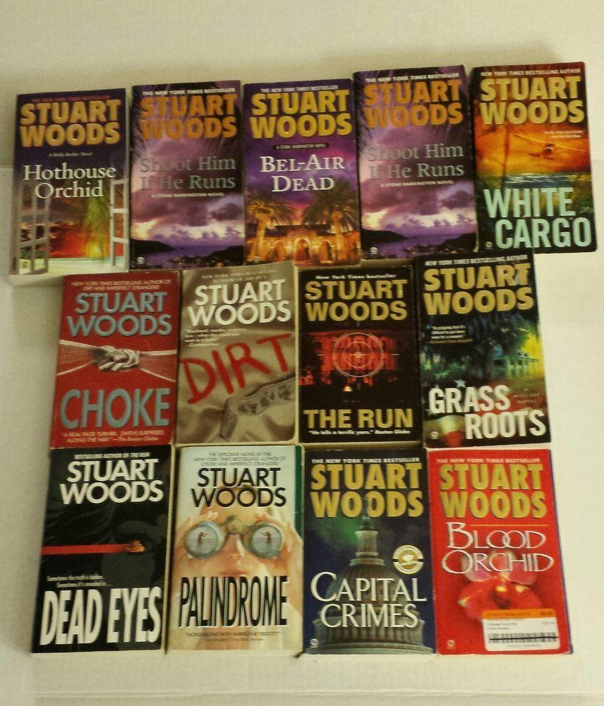 palindrome novel stuart woods