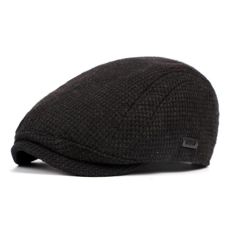 Herren Kariert Schiebermütze Flatcap Gatsby Newsboy Kappe Ivy Hut Driving Mütze