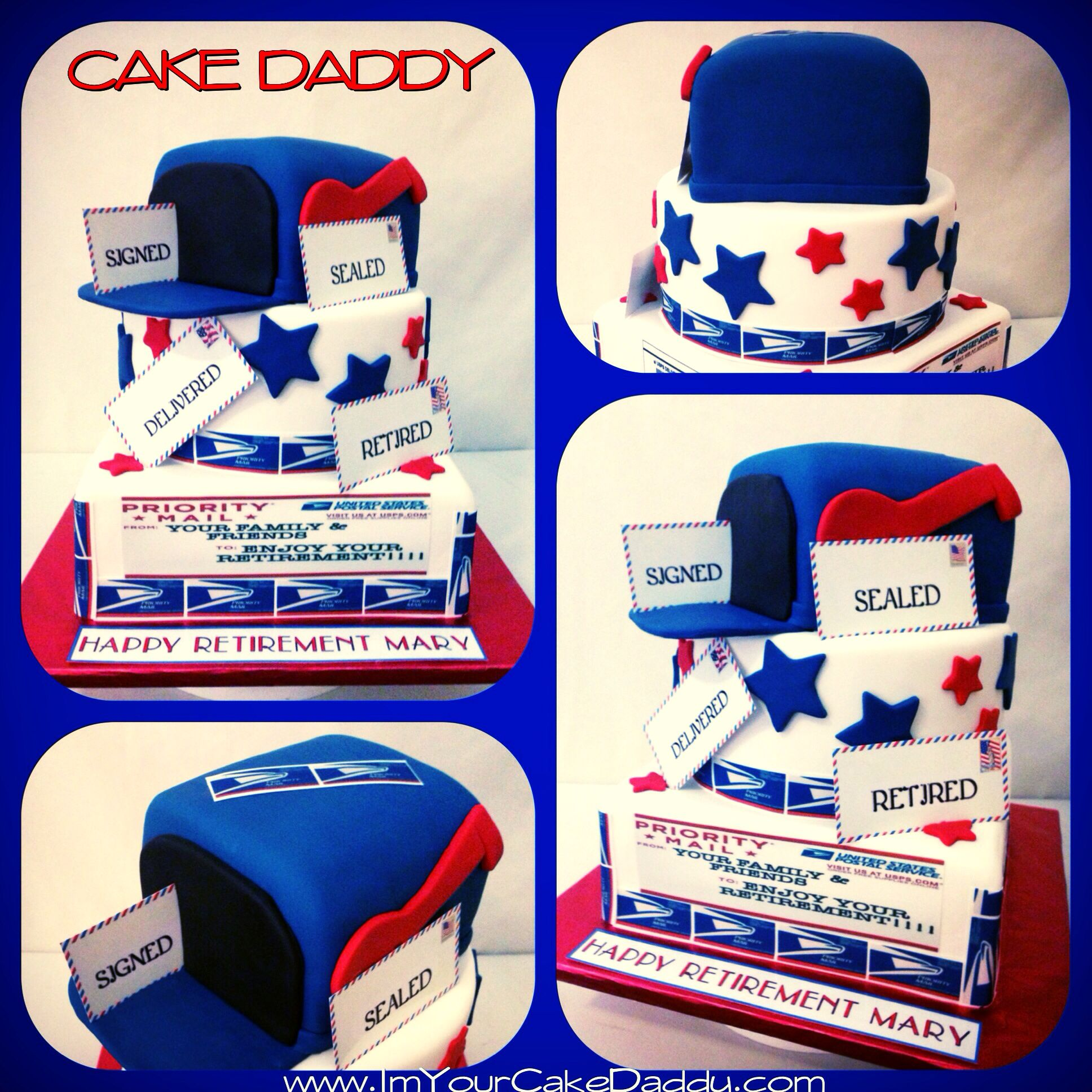 Custom Cakes By Cake Daddy