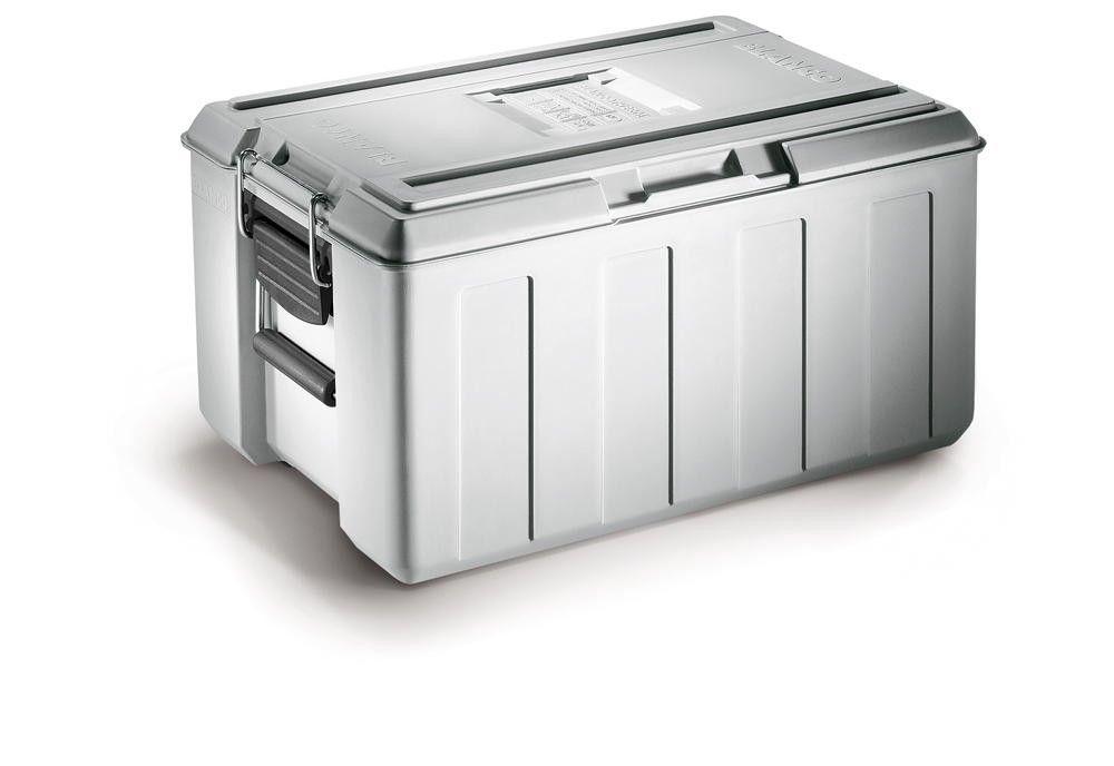 GTARDO.DE:  Speisentransportbehälter aus Kunststoff, inkl. Deckel, GN 1/1-200, BxTxH 630x425x340 mm 274,00 €