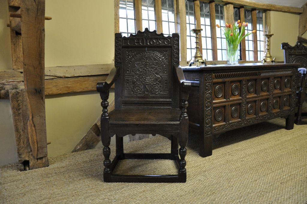 Furniture Armchairs And Wainscote Chairs On Pinterest Armchairs 17th Century And Wingback
