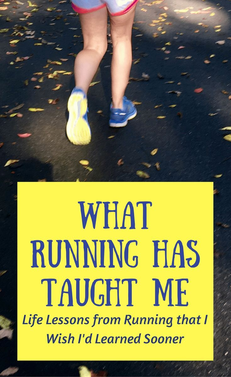 5 Year Runiversary Runnin' for Sweets Running for