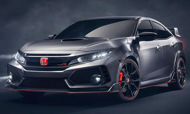 Honda Civic Type R 2017 Preis Motor Autozeitung De Honda Civic Type R Honda Civic Honda Civic Si