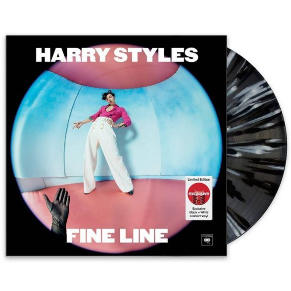 Harry Styles Fine Line Target Exclusive Vinyl In 2020 Vinyl Records Music Harry Styles Vinyl Records Covers