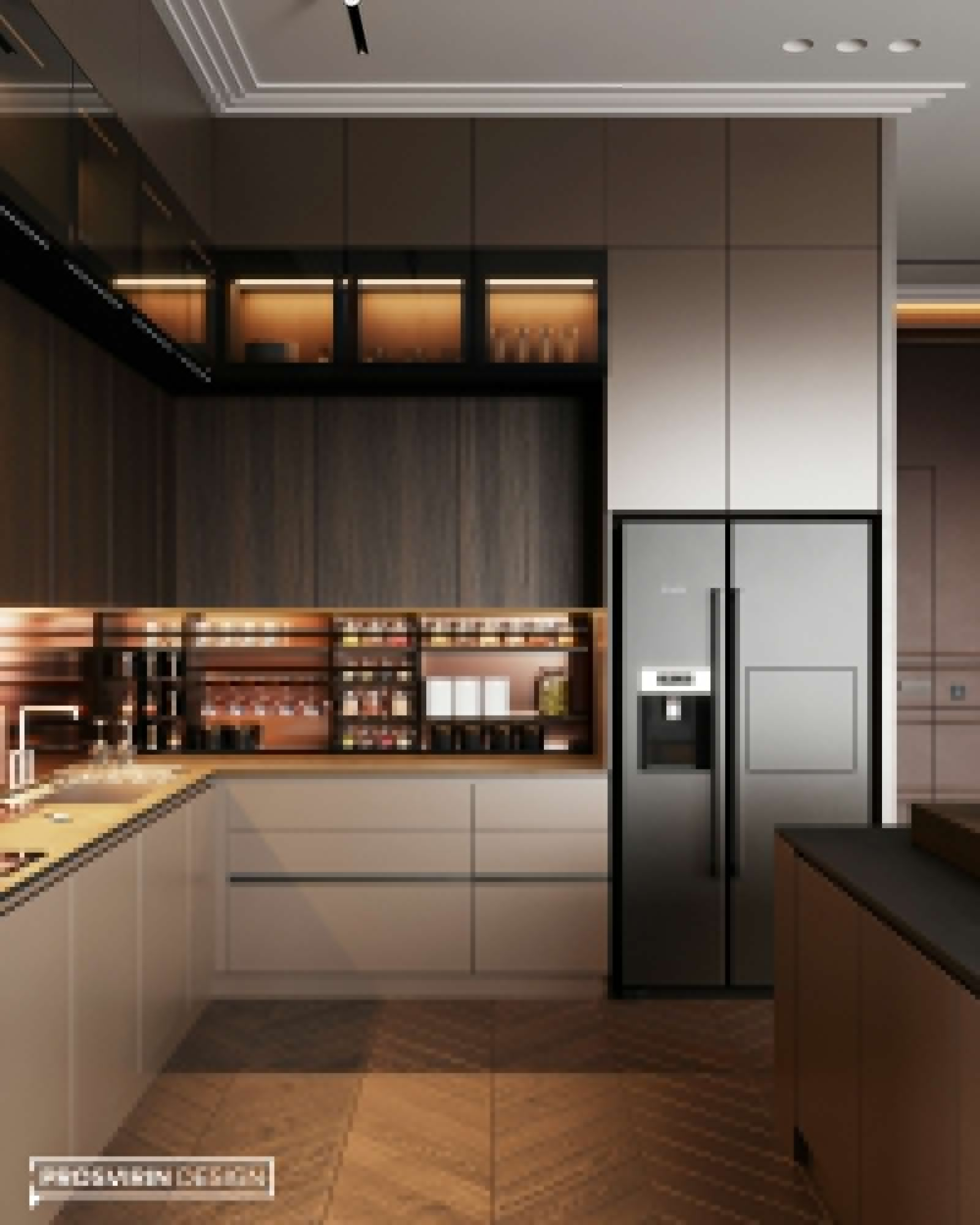 Kitchen Interior Design Modern Simple And Best Color For Kitchen Interior In 2020 Kitchen Room Design Kitchen Inspiration Design Contemporary Kitchen Design