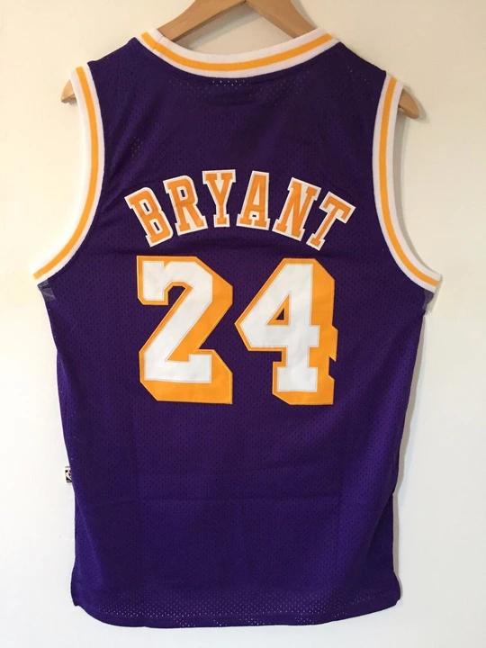 purple kobe 24 jersey